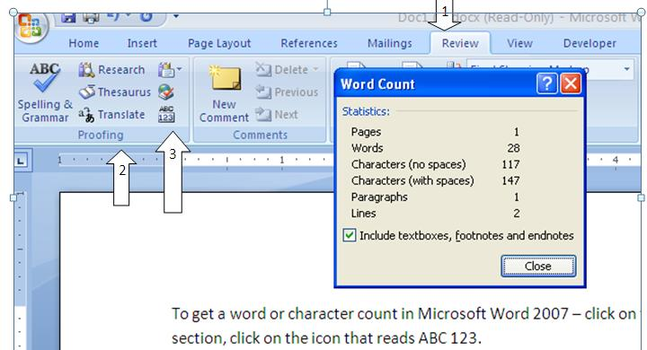 Word Essay Counter