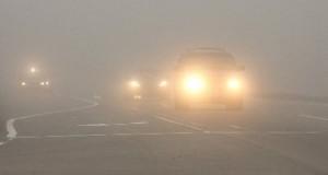 Kako voziti kroz maglu