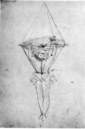 Kako je nastao padobran