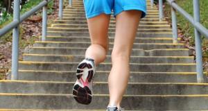 Trening na stepenicama