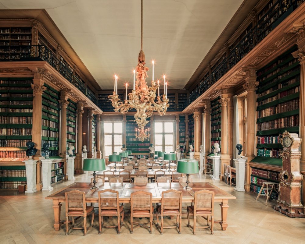Mazarine Library, Paris, France