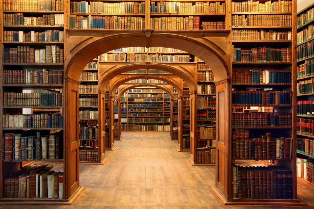 Science Library, Görlitz, Germany