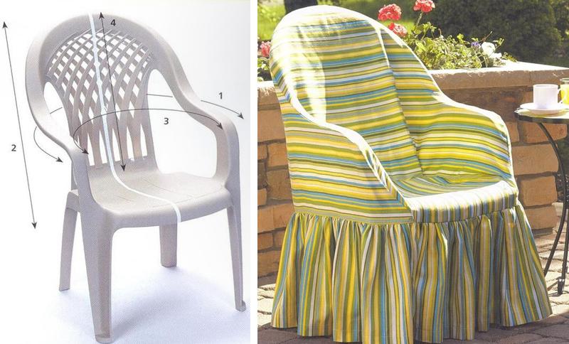 Ideje za restauraciju - Plastične stolice