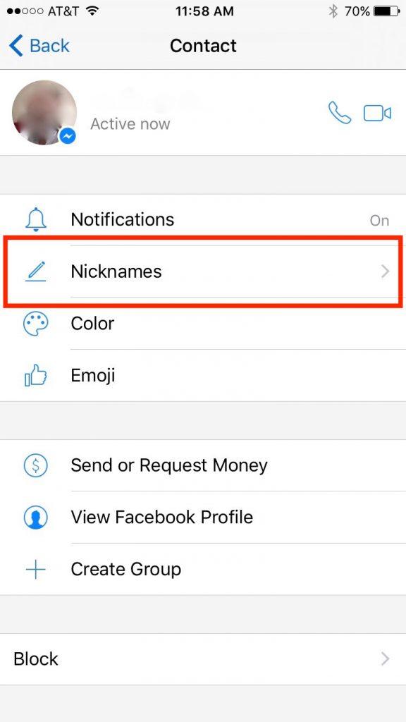 facebook-messenger-opcije-nadimak