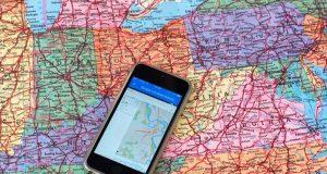 Google maps prati