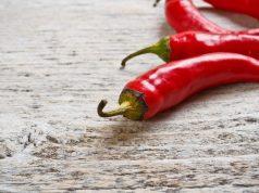 Ljuta paprika čuva srce i mozak