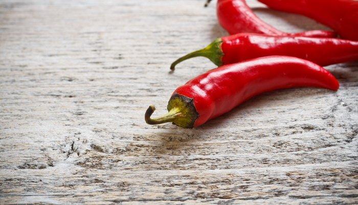 Ljuta paprika je dobra za srce i mozak