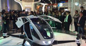 Prvi dron koji prevozi ljude
