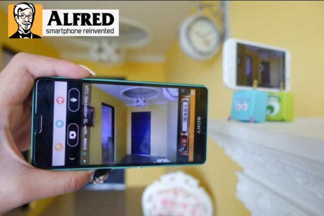telefon za video nadzor