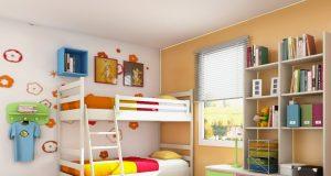 Kako urediti dječiju sobu