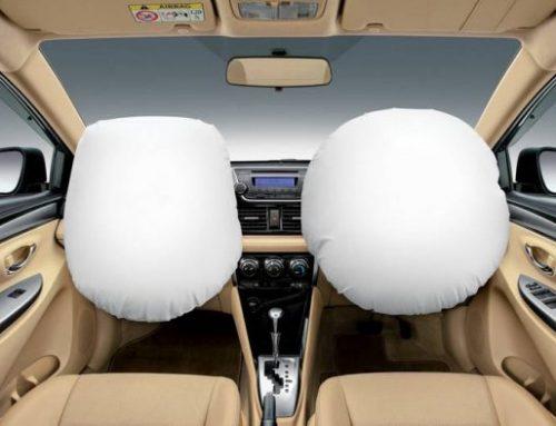 Kako se aktiviraju zračni jastuci u autu