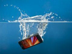 telefon upadne u vodu