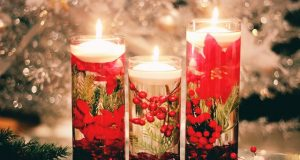 Kako napraviti plutajuće ukrasne svijeće