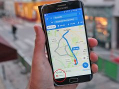 kako koristiti Google Maps aplikaciju