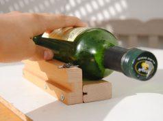 Kako odrezati staklenu bocu