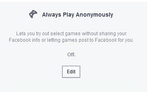 play-anonimously