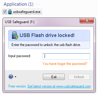 USB-Safeguard