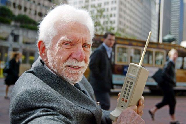 Kako je nastao mobitel