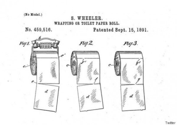 Kako odmotavati toaletni papir