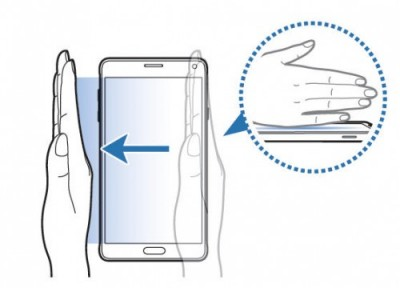 Kako uslikati ekran