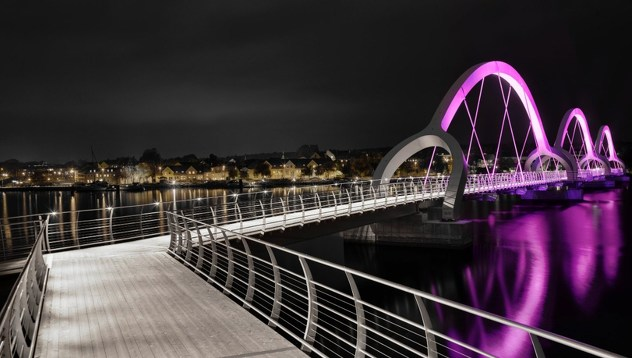 Mostovi budućnosti - Most Solvesborg (Švedska)