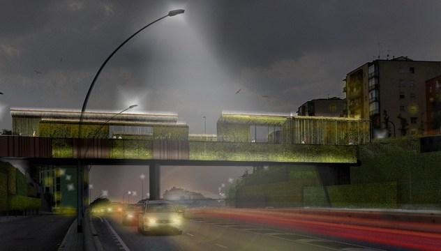 Mostovi budućnosti - Most Sarajevo (Barcelona, Španija)