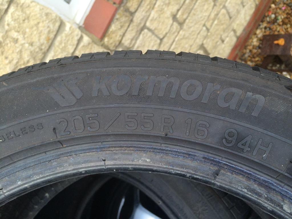 205 55 R16 guma