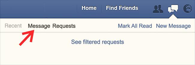 facebook skrivene poruke