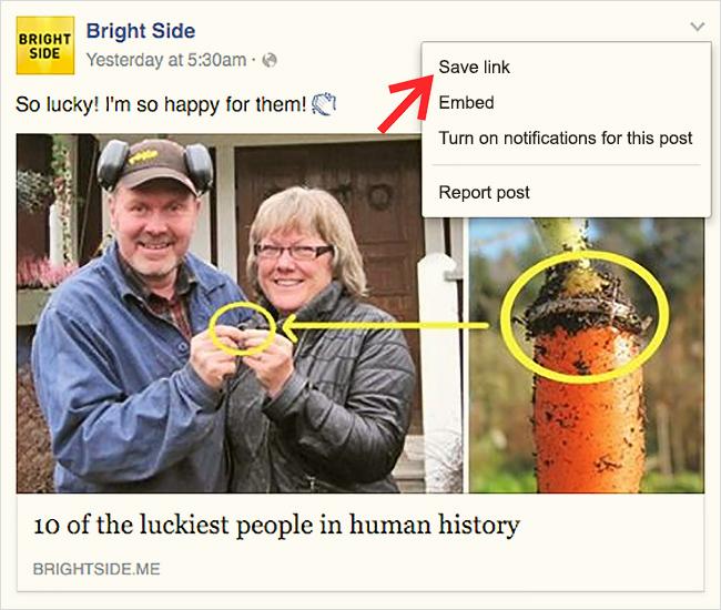 facebook spasi za kasnije