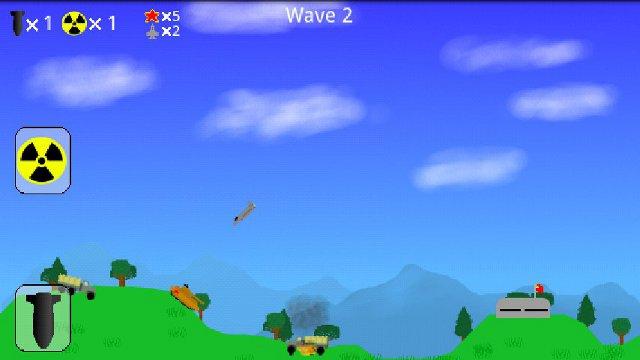 Atomic Bomber igra 01