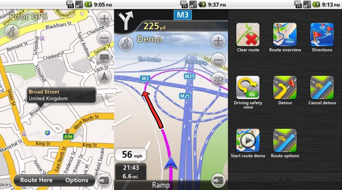 besplatne navigacione aplikacije - NavFree