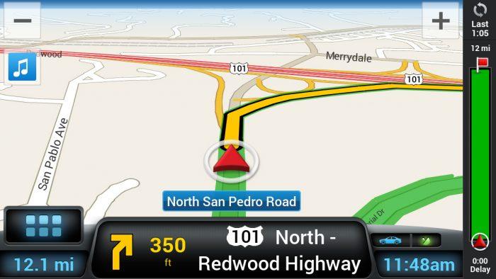 besplatne navigacione aplikacije - copilot gps