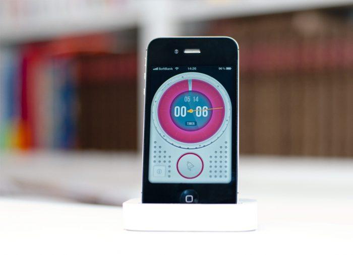Kitchen timer aplikacija za kuhare