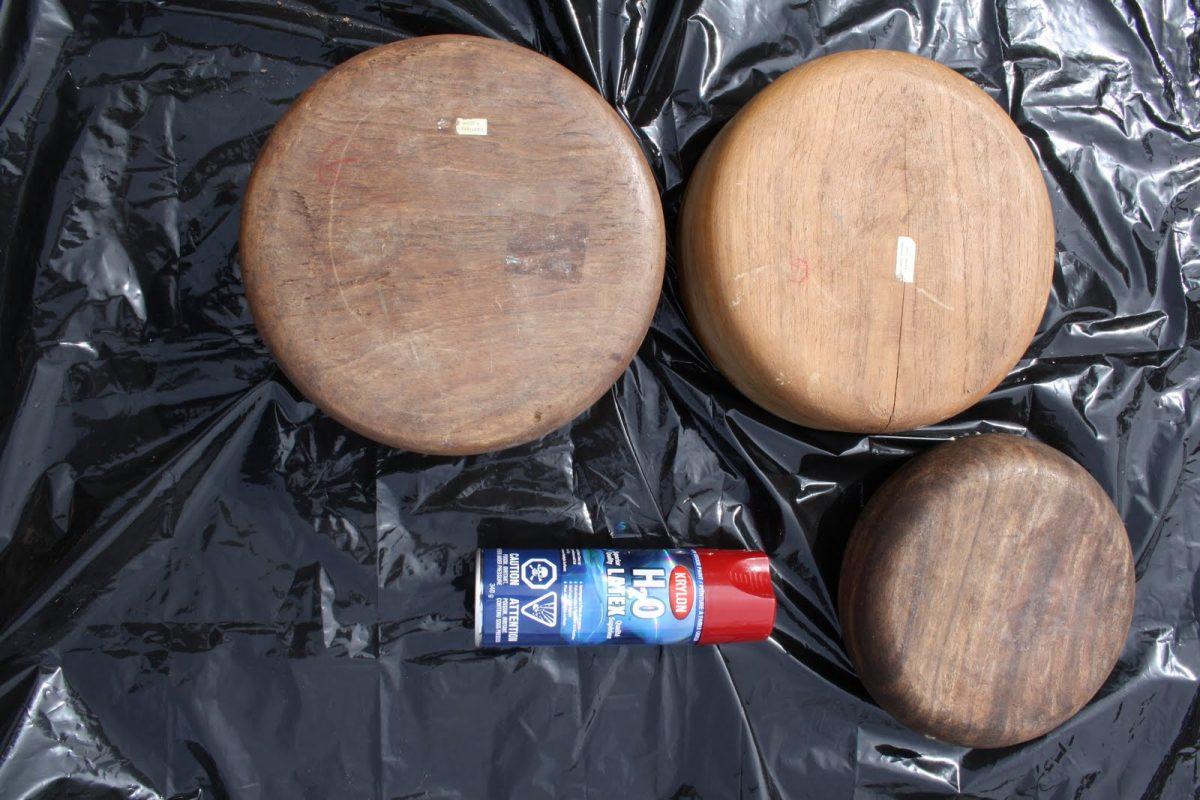 Potrebno za stolice u obliku gljiva