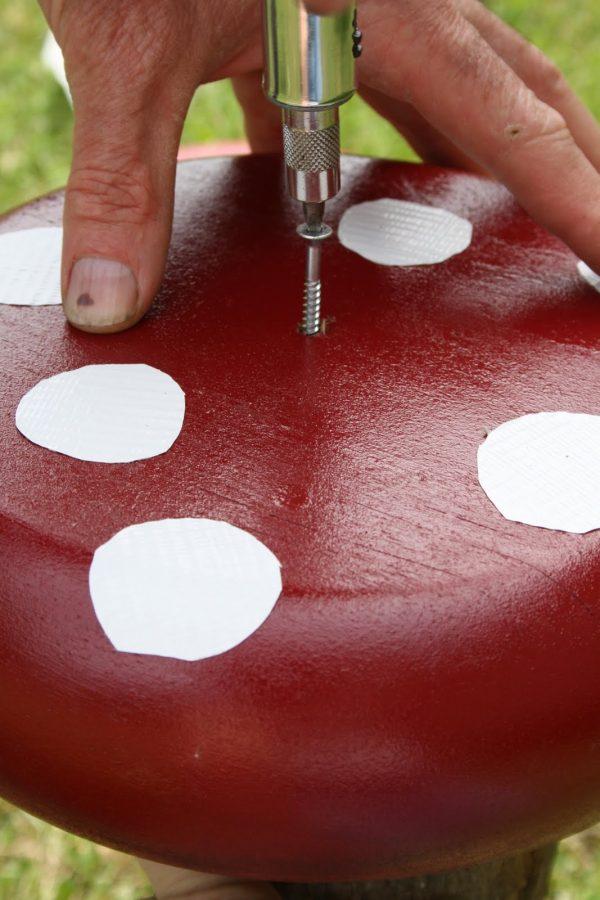 Stolice u obliku gljiva 4