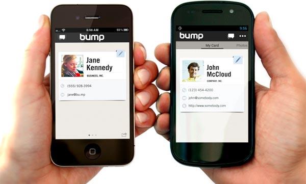 za šta se koristi NFC na telefonu - dijeljenje kontakata
