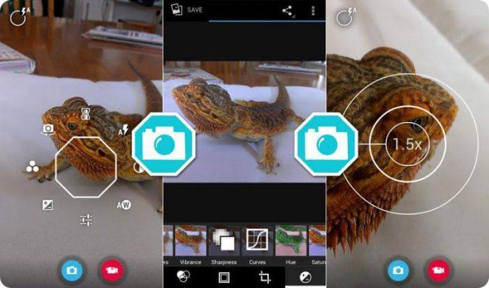 aplikacije za slikanje - Snap Camera HDR