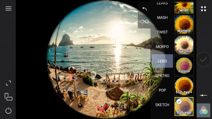 aplikacije za slikanje - Cameringo