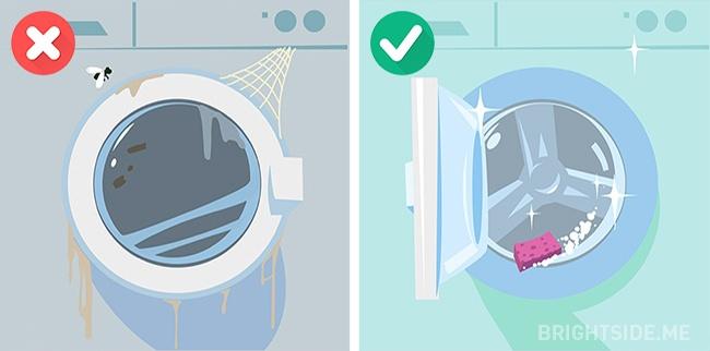 greške pri pranju rublja