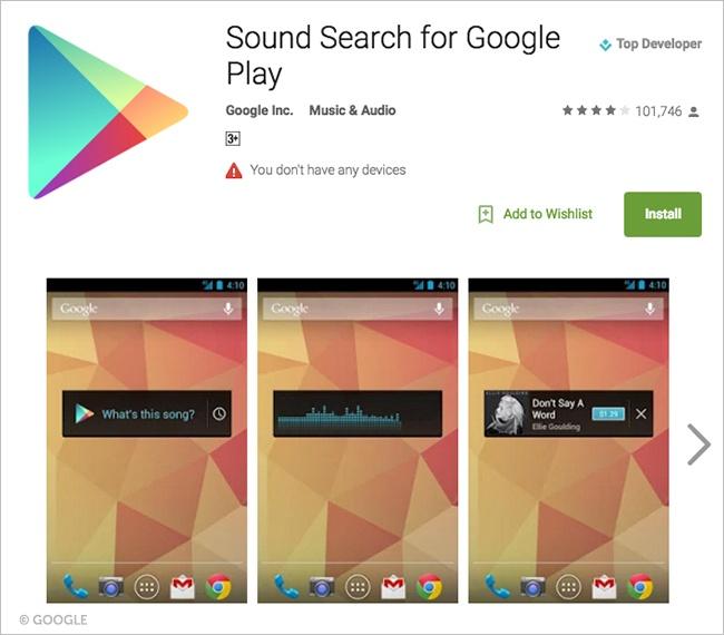 google-sound-search
