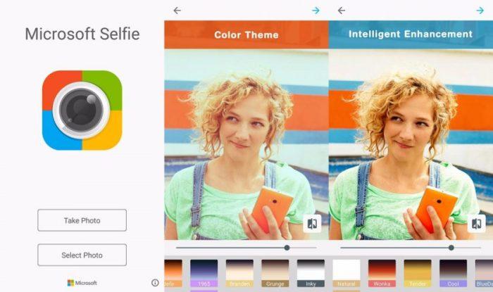 microsoft-selfie-aplikacija