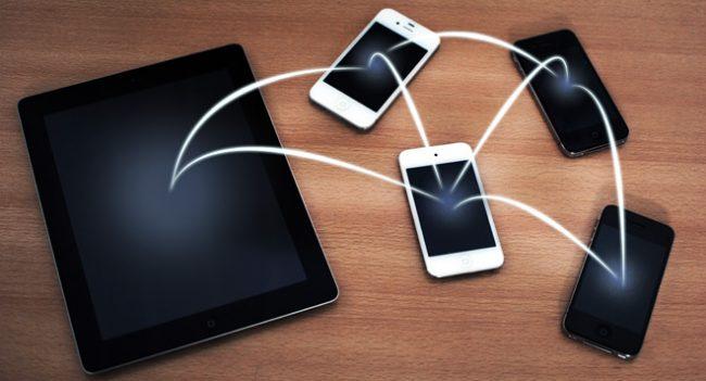 Bluetooth 5 konekcija telefoni i tablet