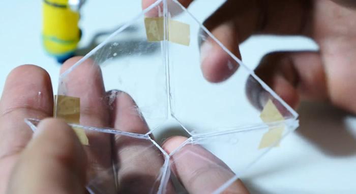 telefon pretvoriti u hologram