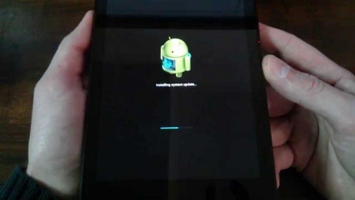 android-azuriranje
