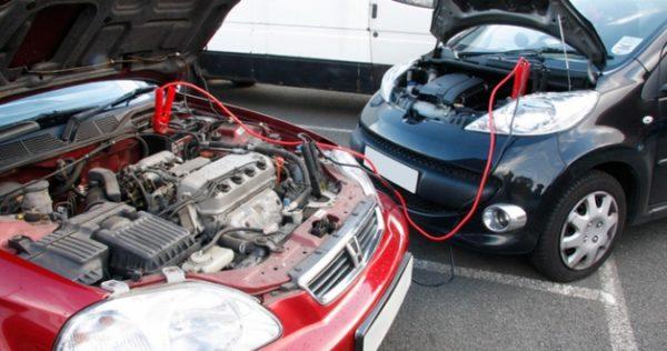 Kako upaliti auto na kablove