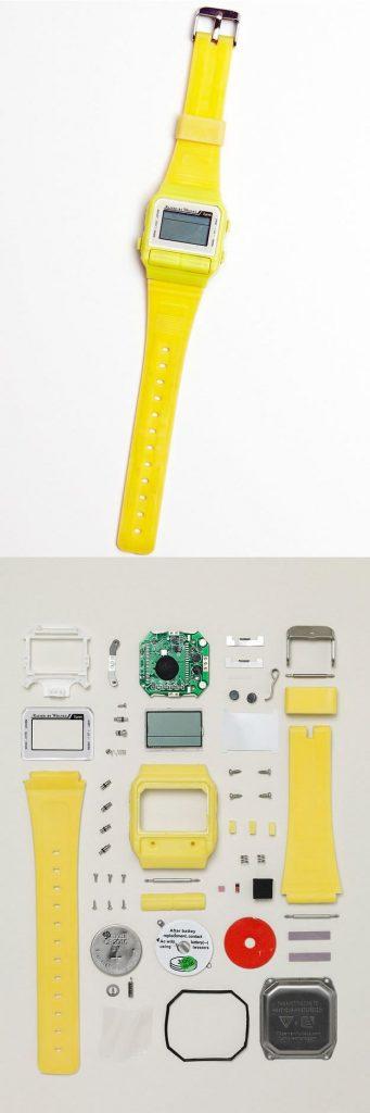 kako izgleda uređaj rastavljen na sastavne dijelove