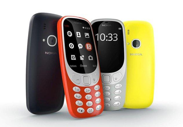 nova Nokia 3310