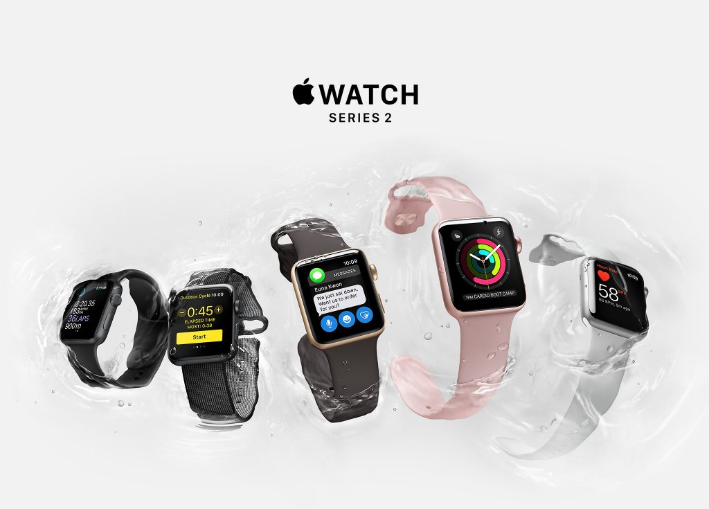 pametni satovi - Apple Watch Series 2