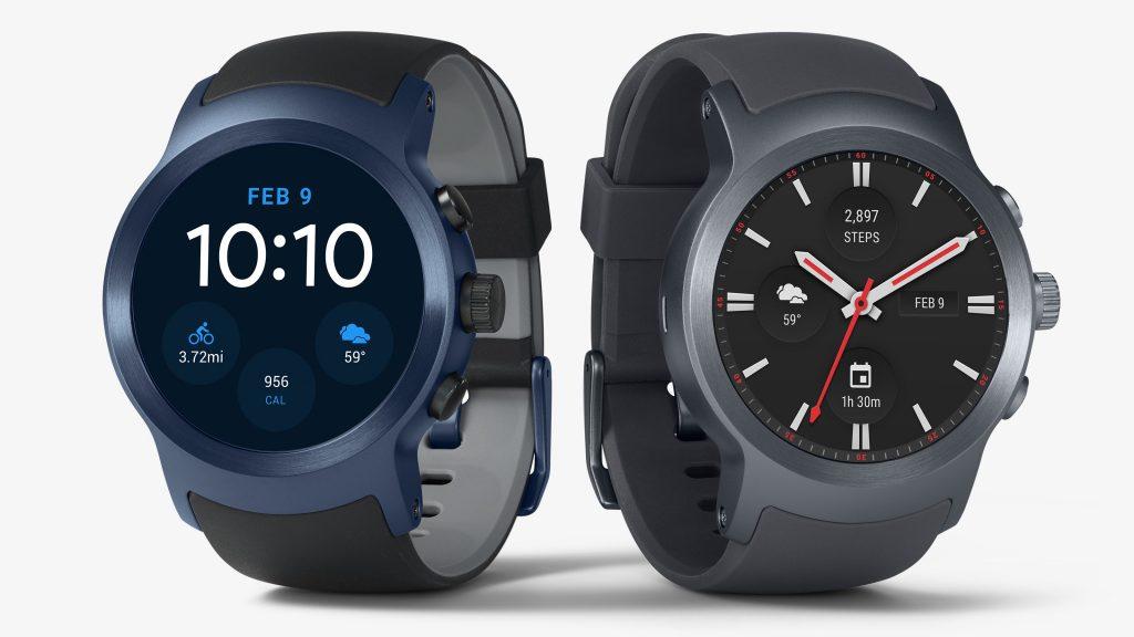pametni satovi - LG Watch Sport