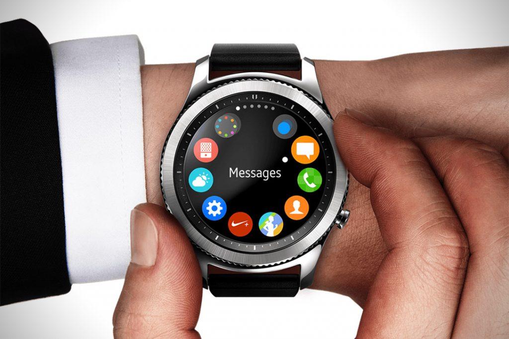 pametni satovi - Samsung Gear S3